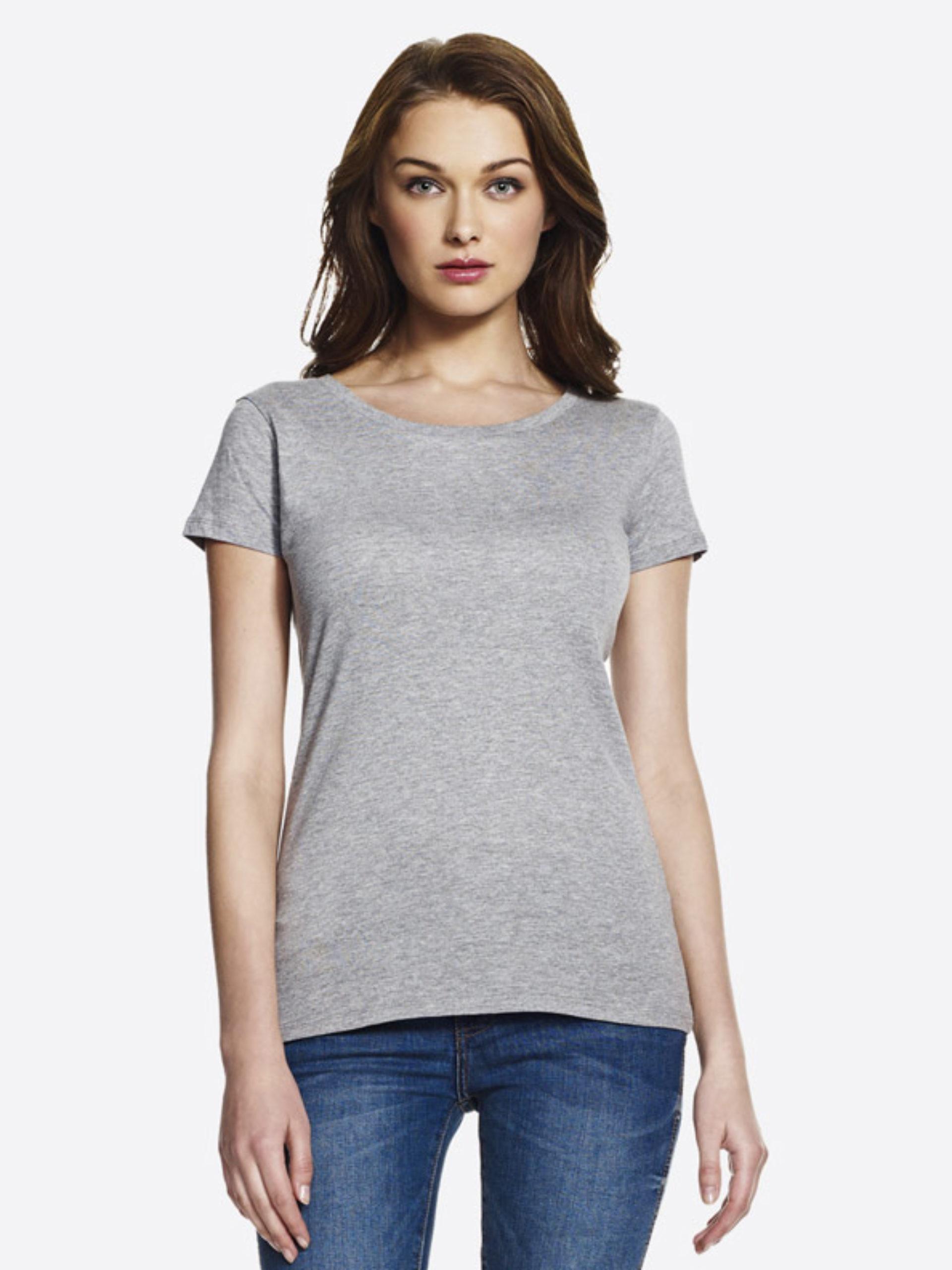 Damen T Shirt Bedrucken Continental N09