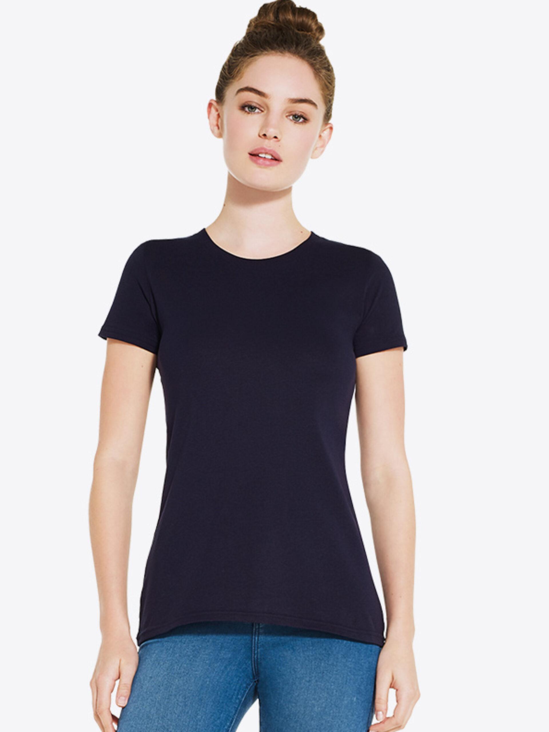 Damen T Shirt Premium Earth Positiv 04 Bestellen