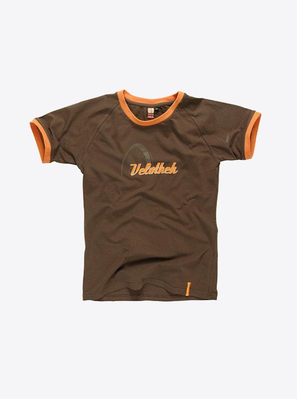 Damen T-Shirts Kurzarm Mit Logo Drucken