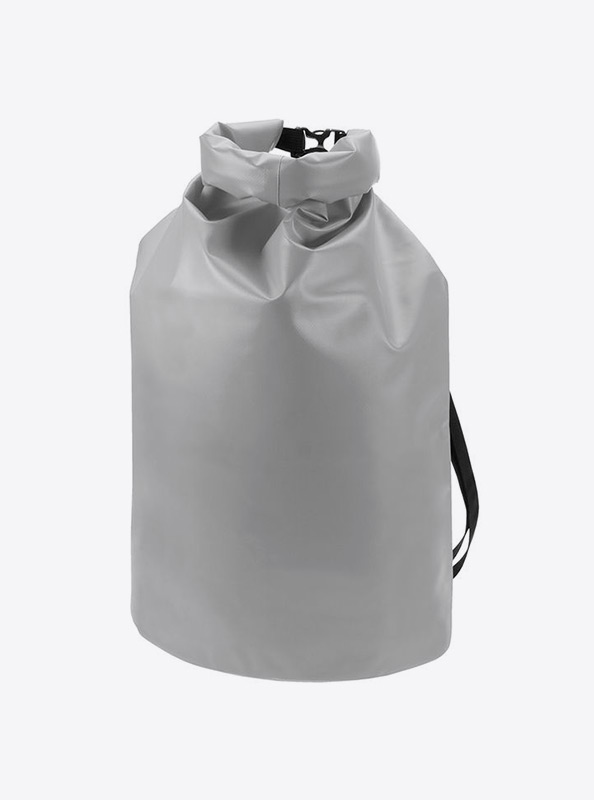 Dry Bag Splash Farbe Hellgrau