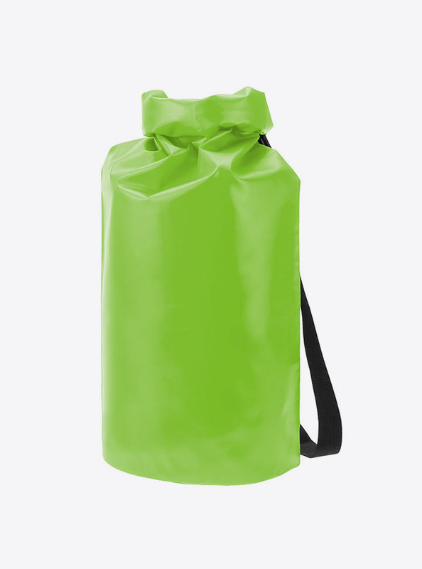 Dry Bag Splash Farbe Maigruen