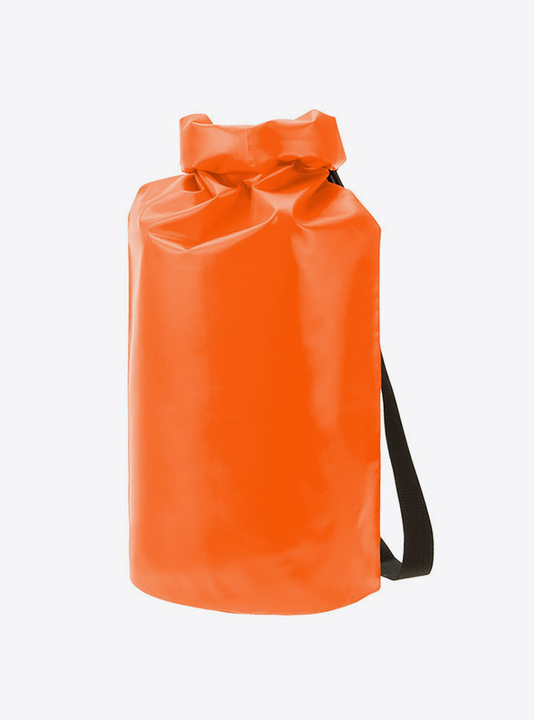 Dry Bag Splash Farbe Orange