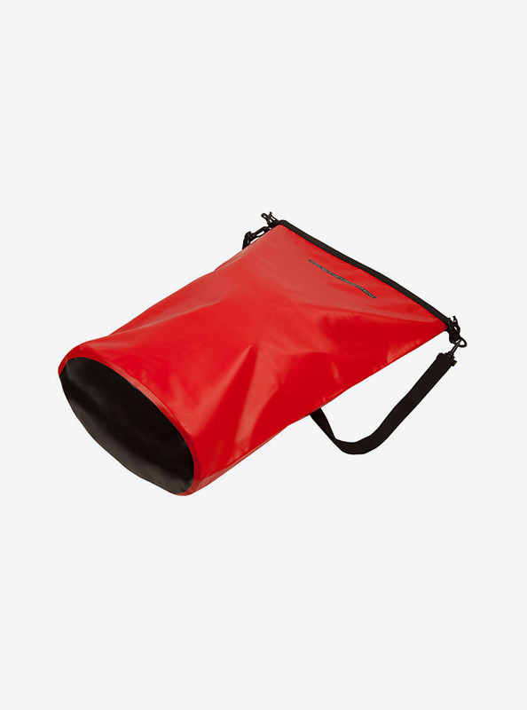 Dry Bag Splash Farbe Rot