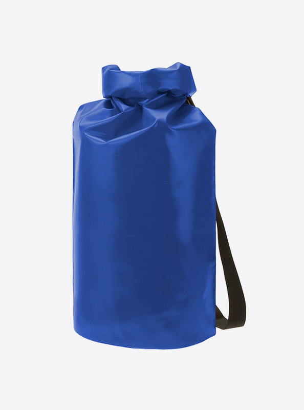 Dry Bag Splash Farbe Royalblau
