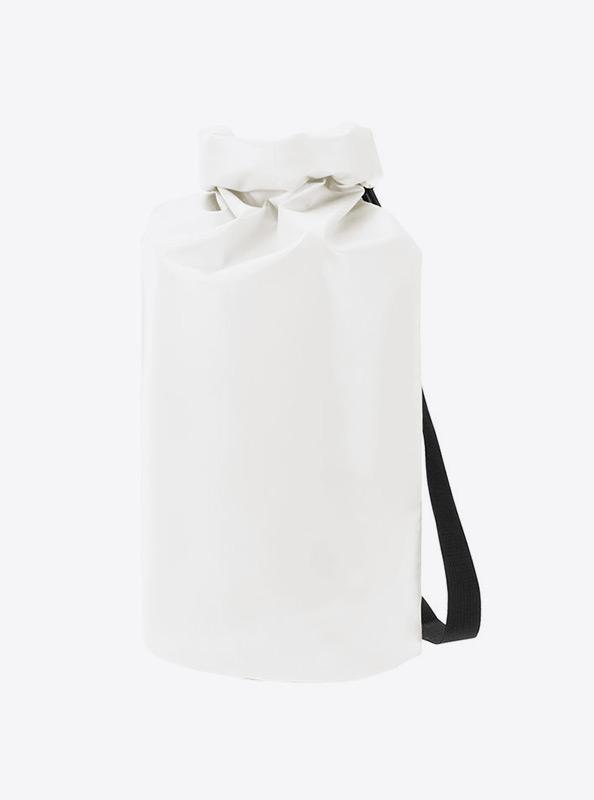 Dry Bag Splash Farbe Weiss