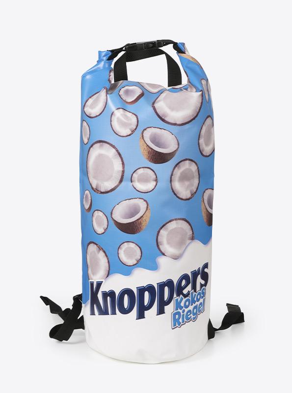 Dry Bags Mit Logo Bedrucken Digitaldruck Storck Knoppers