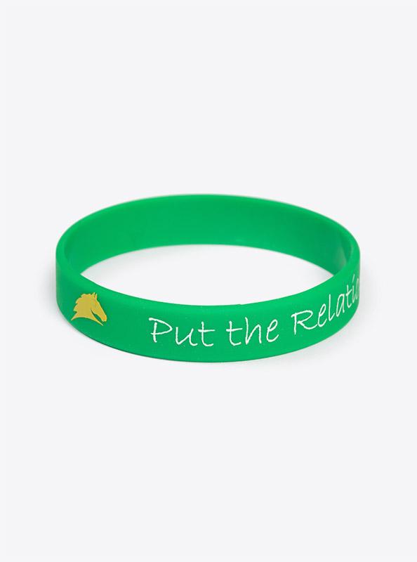 Event Armband Mit Logo Bedruckt Put The Relax