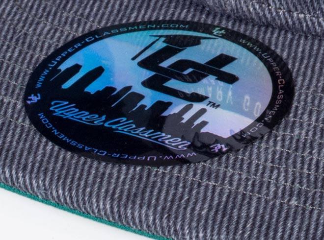 Extras Caps Logoaufkleber