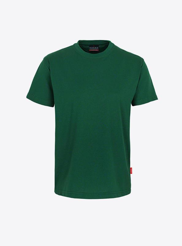 Farbige Herren T Shirts Bedrucken Lassen Hakro 281 Preformance Tanne