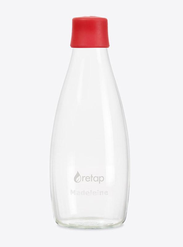 Glas Trinkflasche Retap Mit Logo Bedrucken Zuerich