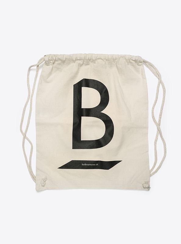 Gym Bag Baumwolle Bedruckt Balboa