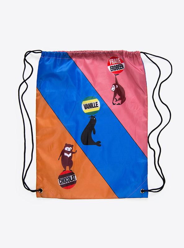 Gym Bag Bedruckt Polyester Migros Classic