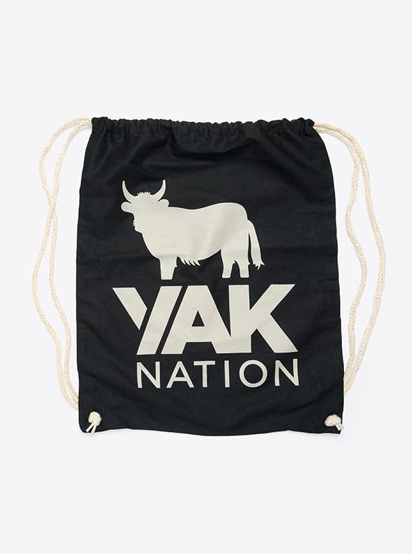 Gym Bag Turnsack Bedruckt Yaknation