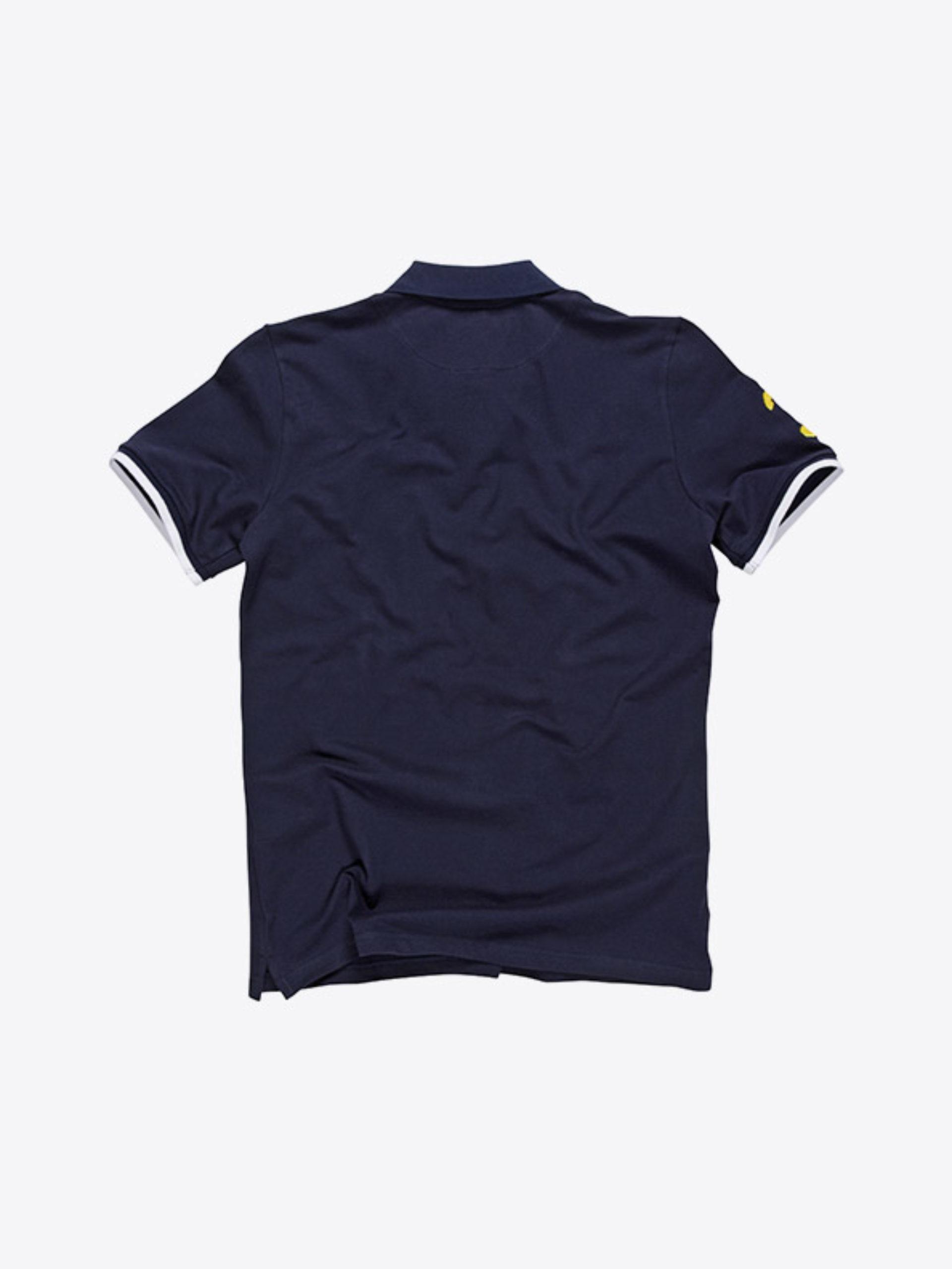 Herren Polo Kurzarm Shirt Besticken