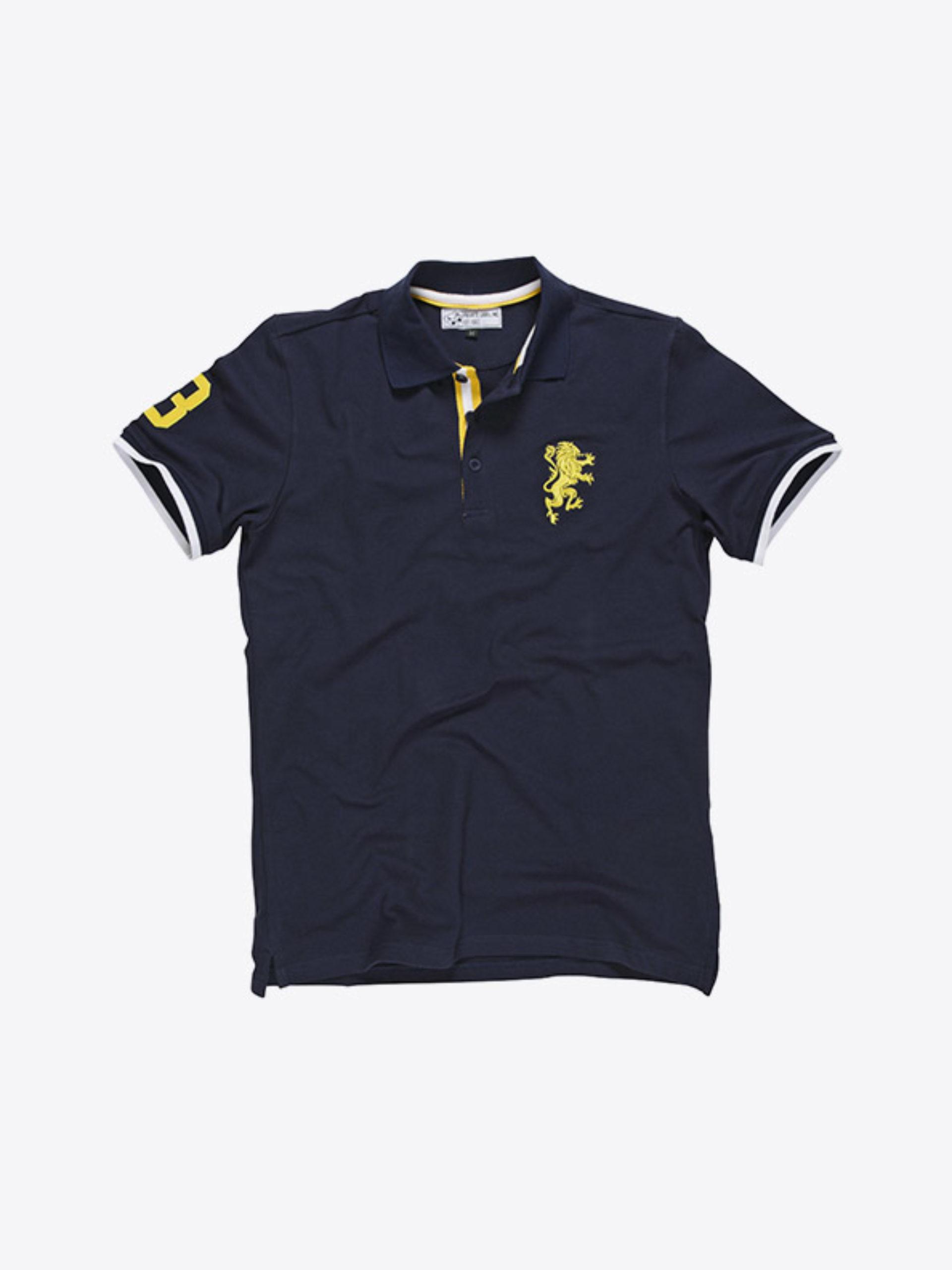 Herren Polo Shirt Mit Logo Bedrucken