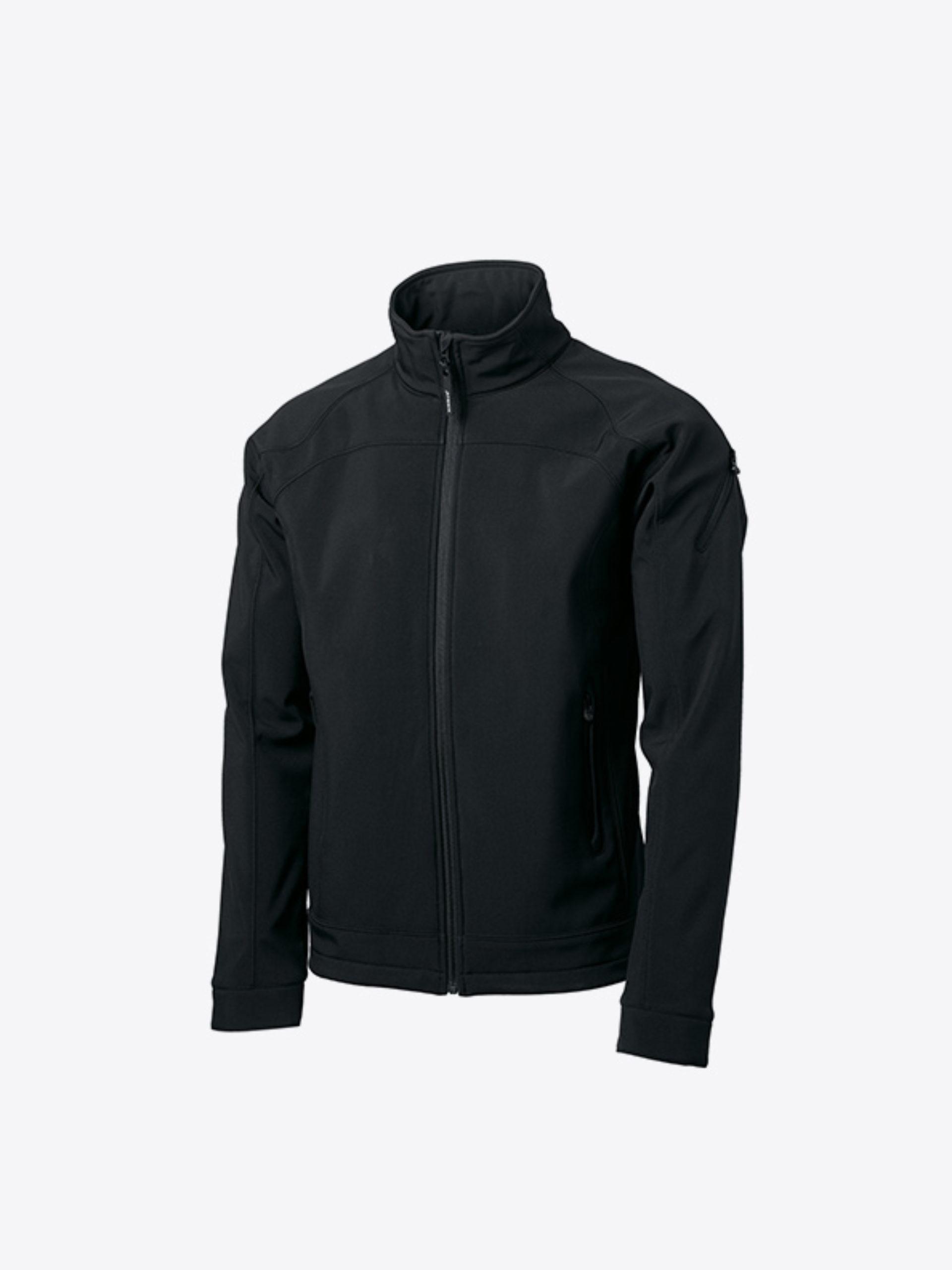Herren Premium Softshelljacke Mit Logo Drucken Oder Besticken Nimbus Duxbury Black