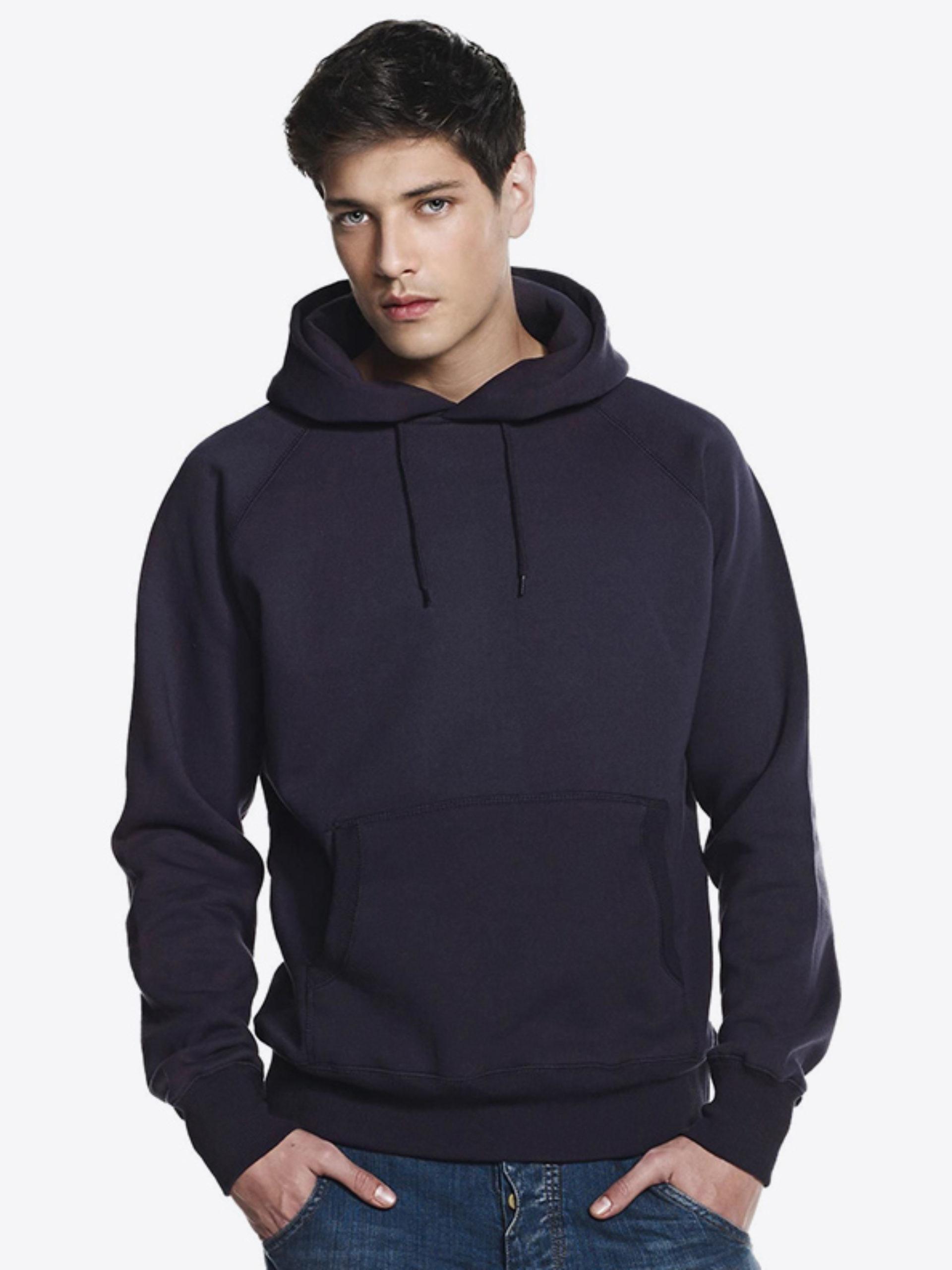 Herren Sweatshirt Hoodie Continental N51p
