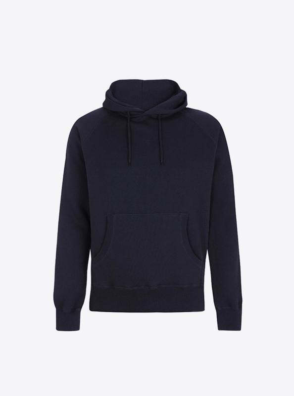 Herren Sweatshirt Hoodie Fuer Sportsverein Drucken Continental N51p Navy