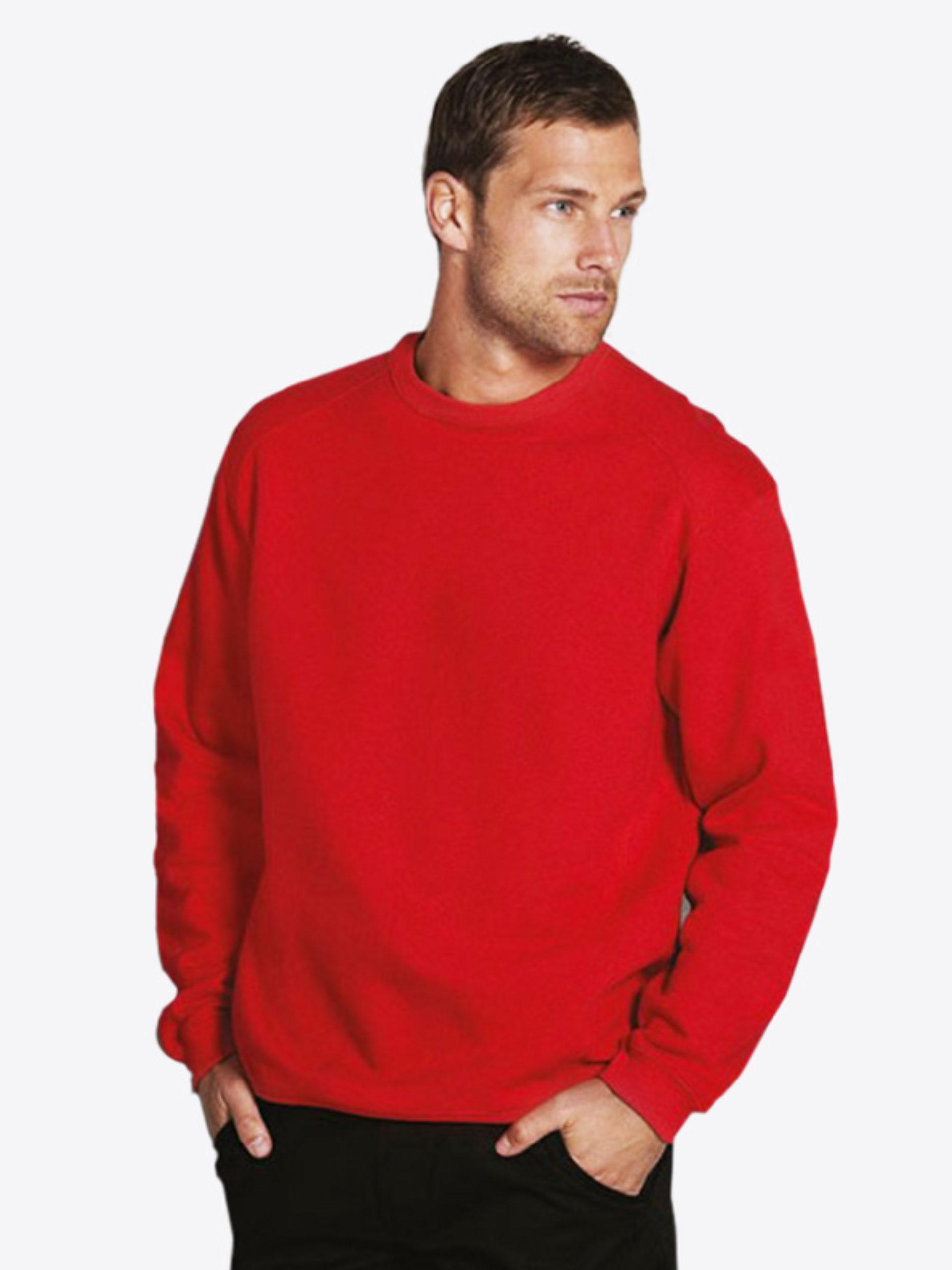 Herren Sweatshirt Russell 262M Modell