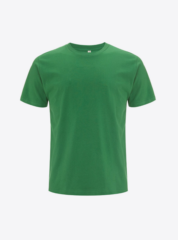 Herren T Shirt Mit Logo Bedrucken Oder Besticken Earth Positive Ep01 Kelly Green
