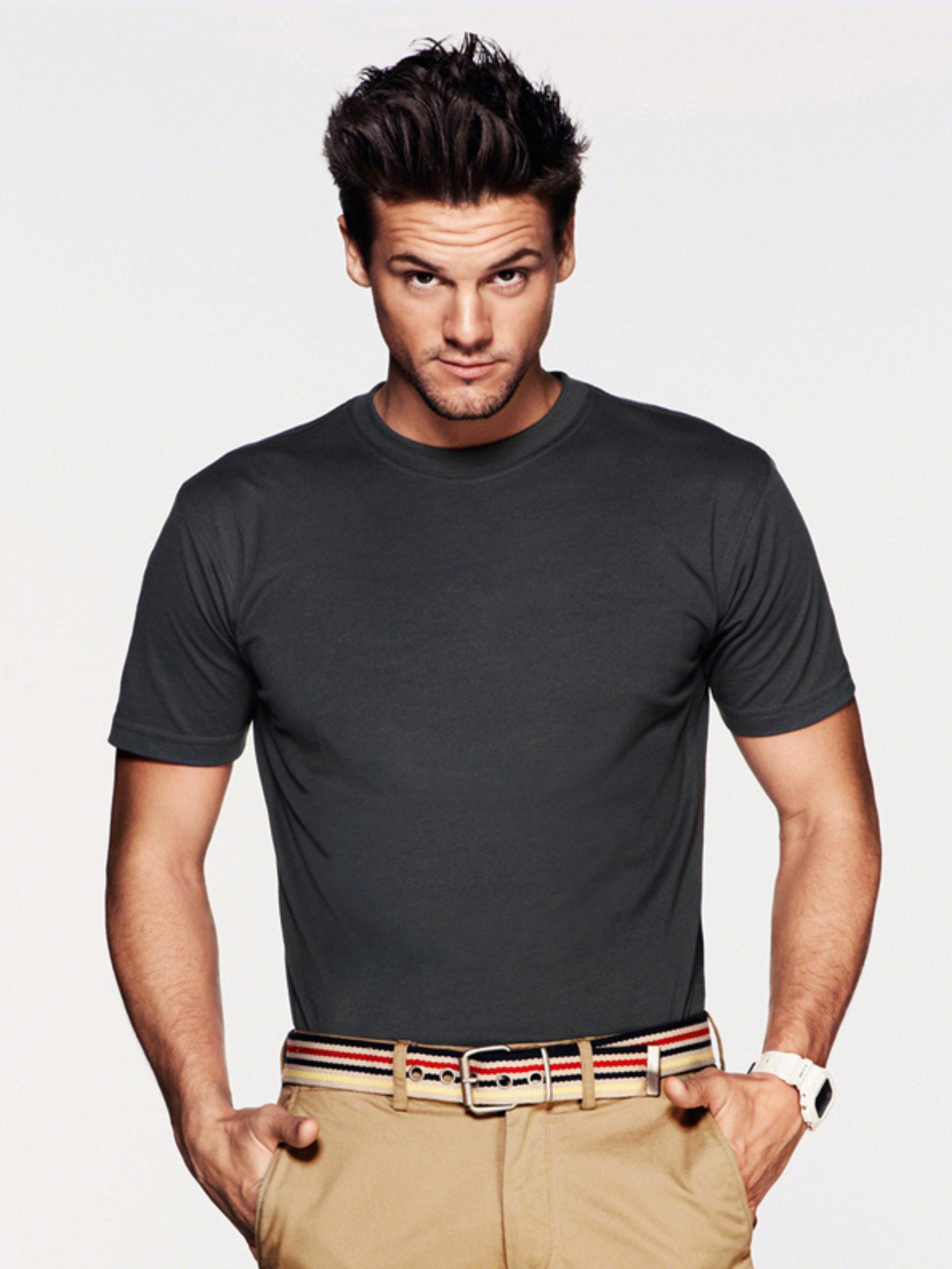 Herren T Shirts Bedrucken Hakro 281 Performance