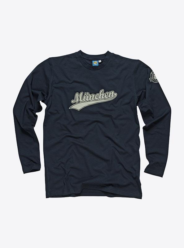 Herren T Shirts Langarm Drucken Zuerich