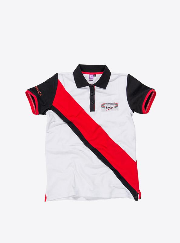 Individuelles Frauen Polo Shirt Besticken