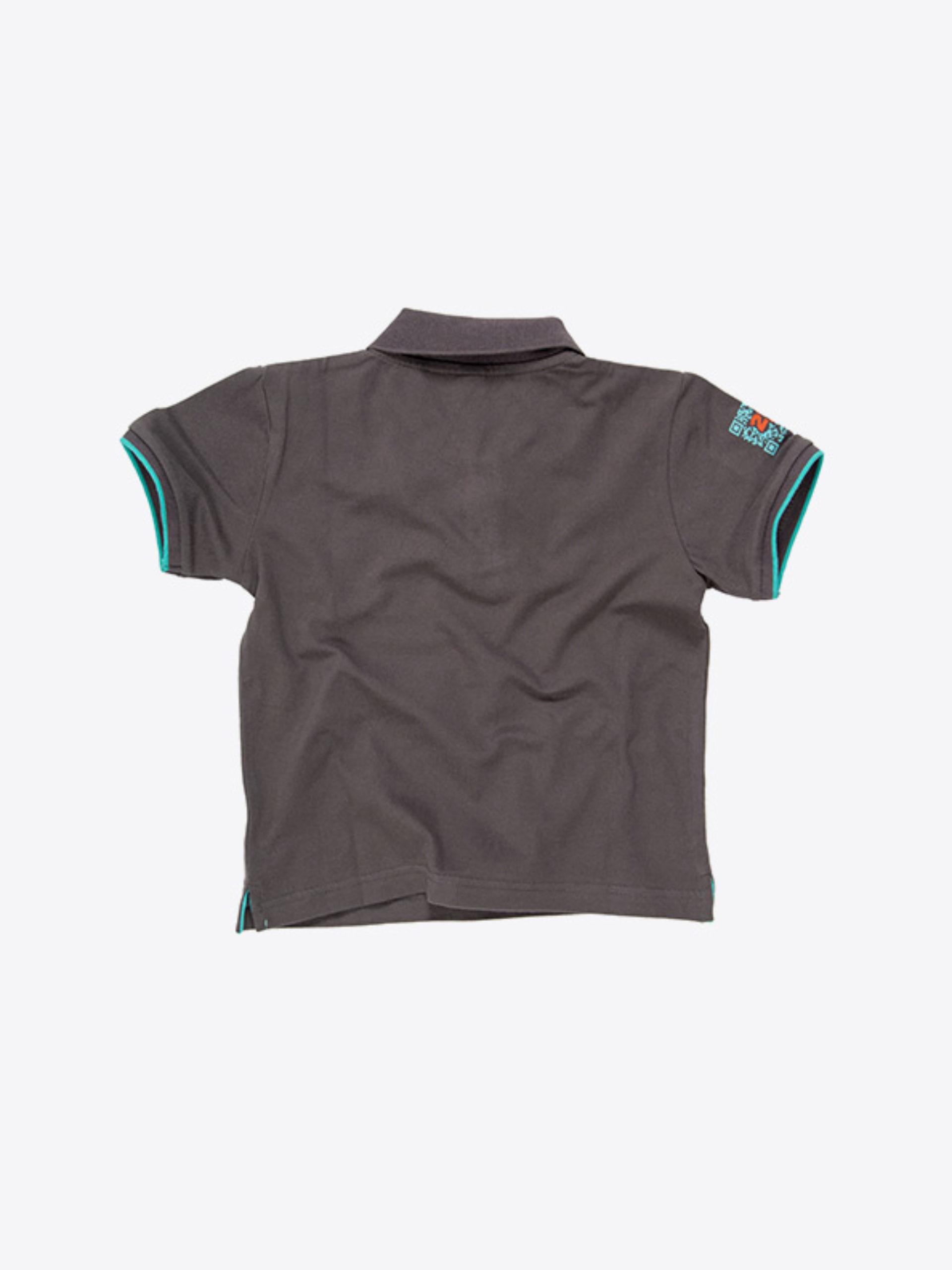 Kinder Polo Shirt Kurzarm Bedrucken