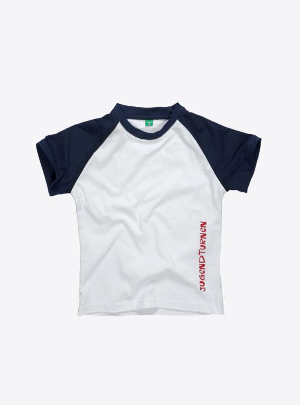 Kinder T Shirt Turnverein Bedrucken Mit Logo