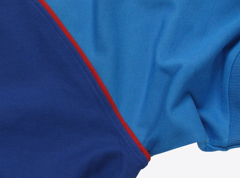 Kontrast Paspel Polo Shirt