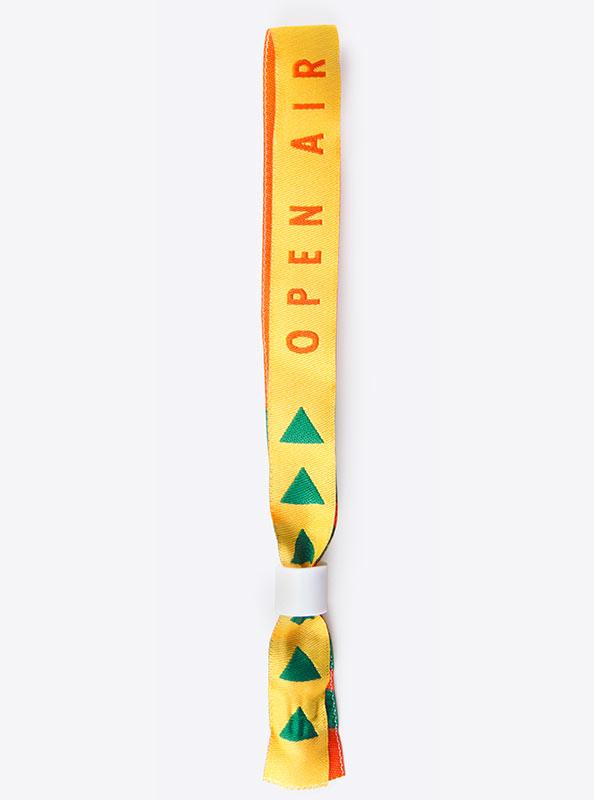 Kontrollband Aus Textil–mit Logo Bedrucken