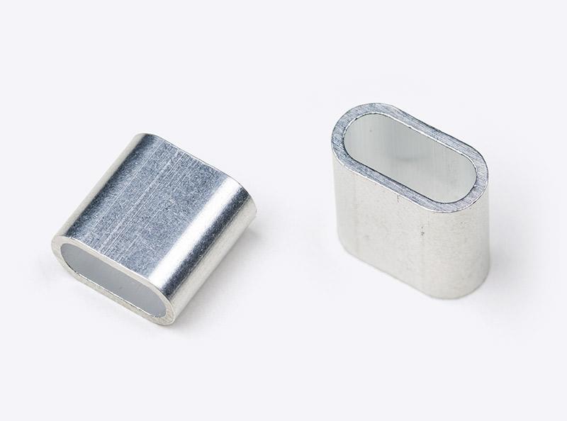 Kontrollband Verschluss Aluminium