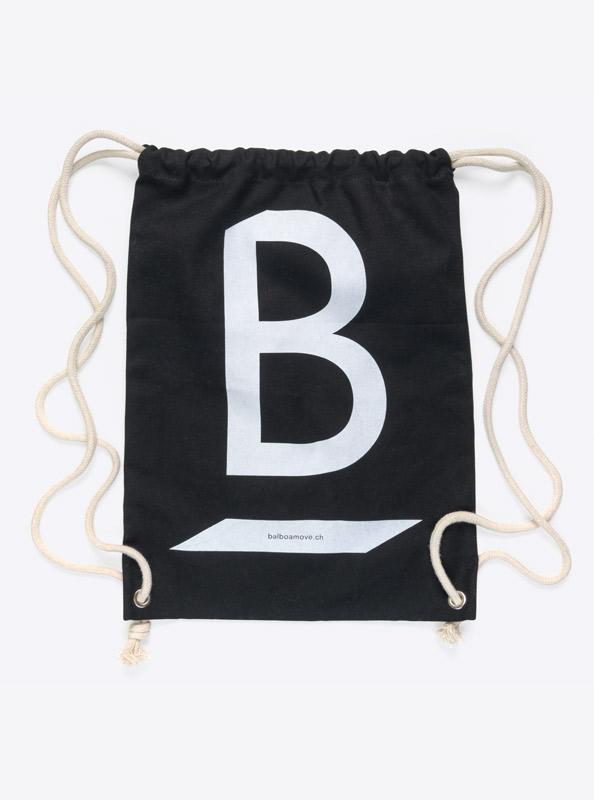Kordel Rucksack Hipster Bag Bedruckt Mit Logo Balboa