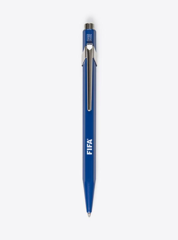 Kugelschreiber 849 Caran Dache Beschriften