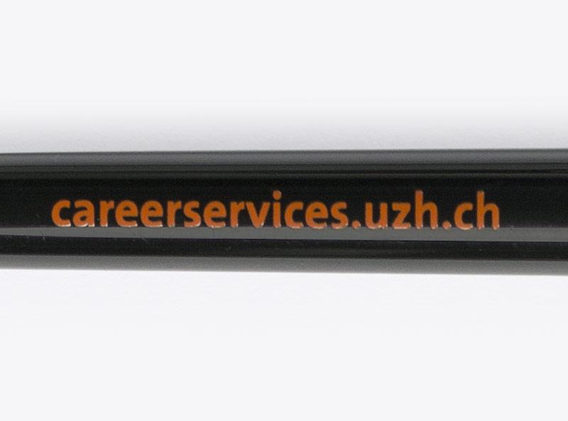 Kugelschreiber Mit Logo Bedrucken Siebdruck Careerservices