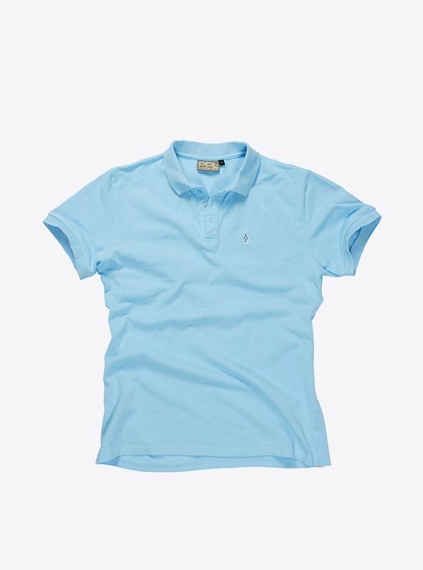 Kurzarm Polo Shirt Bestickt Bedruckt Ppl