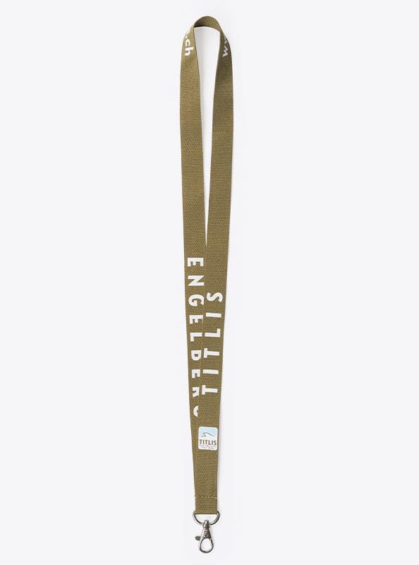 Lanyard 383 Polyester Light Titlis