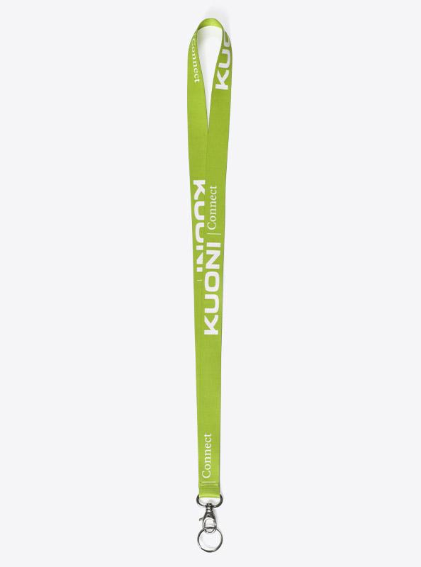 Lanyard 383 Satin Schluesselband Mit Logo Bedrucken Kuoni