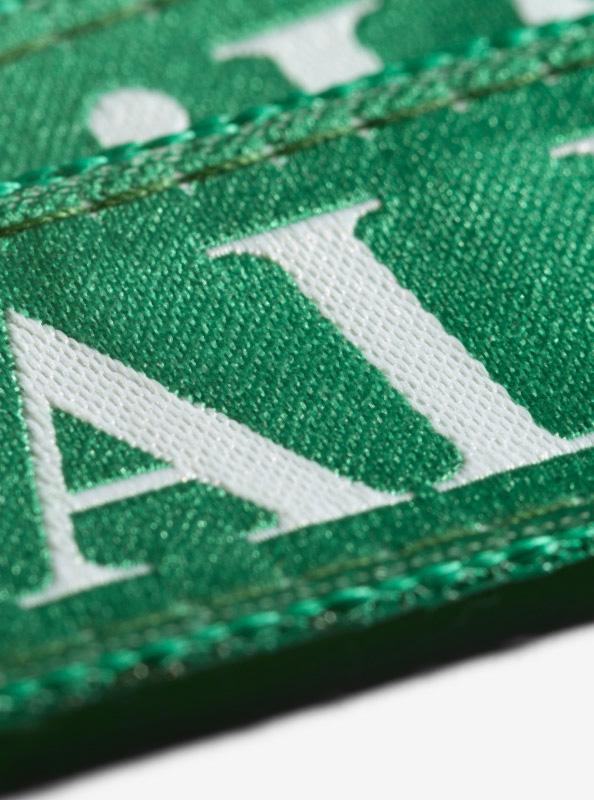 Lanyard Schluesselband Mit Firmen Logo Einwebung