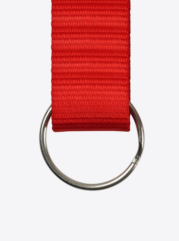 Lanyard Schluesselband Ring