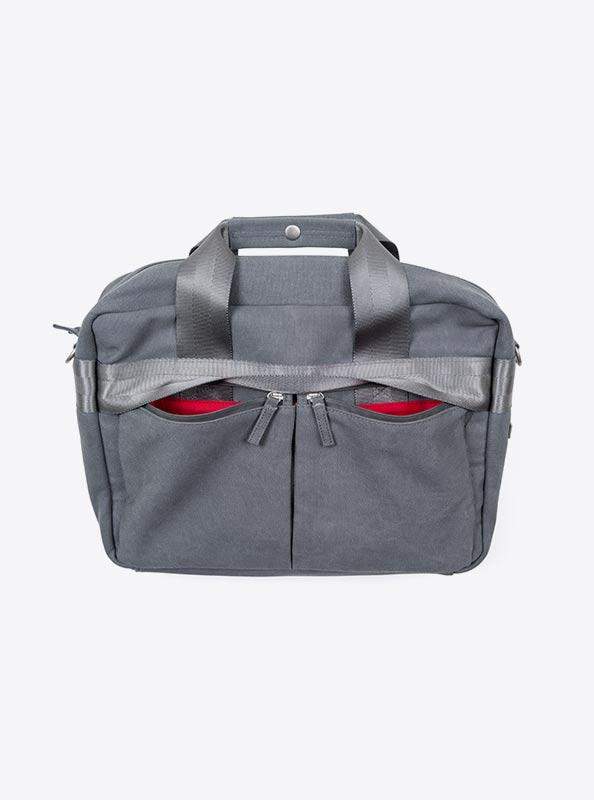 Laptop Tasche Mit Aussetaschen Bedrucken