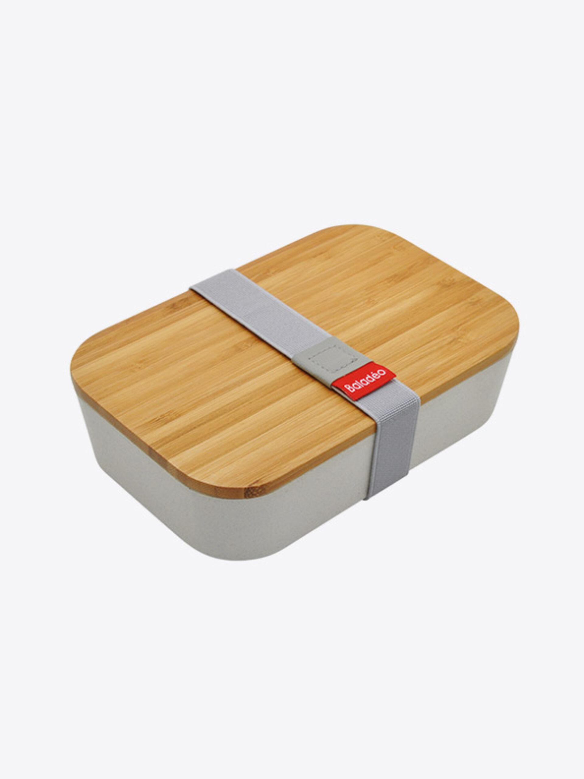 Lunchbox Akita Weizen Bambus Mit Logo Bestellen