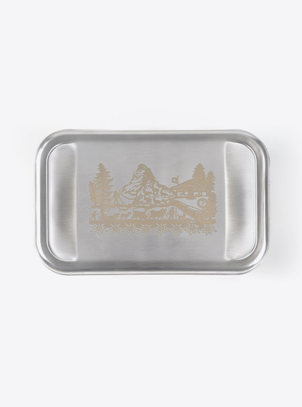 Lunchbox Edelstahl Laserdruck Praegung Kaufen