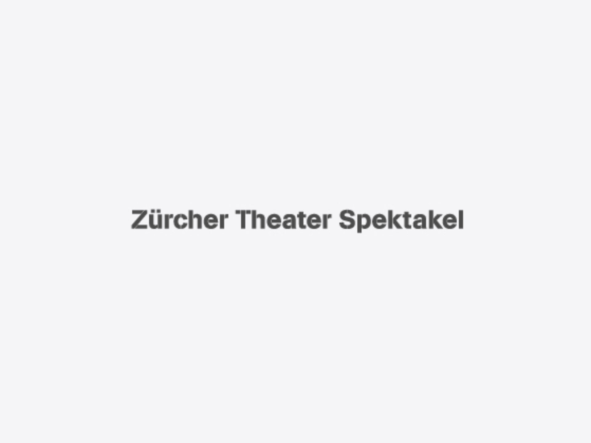 Manroof Referenz Zuerchertheaterspektakel