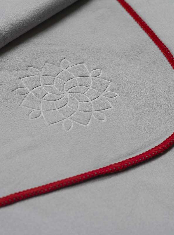 Mikrofaser Badetuch Mit Logo Praegung