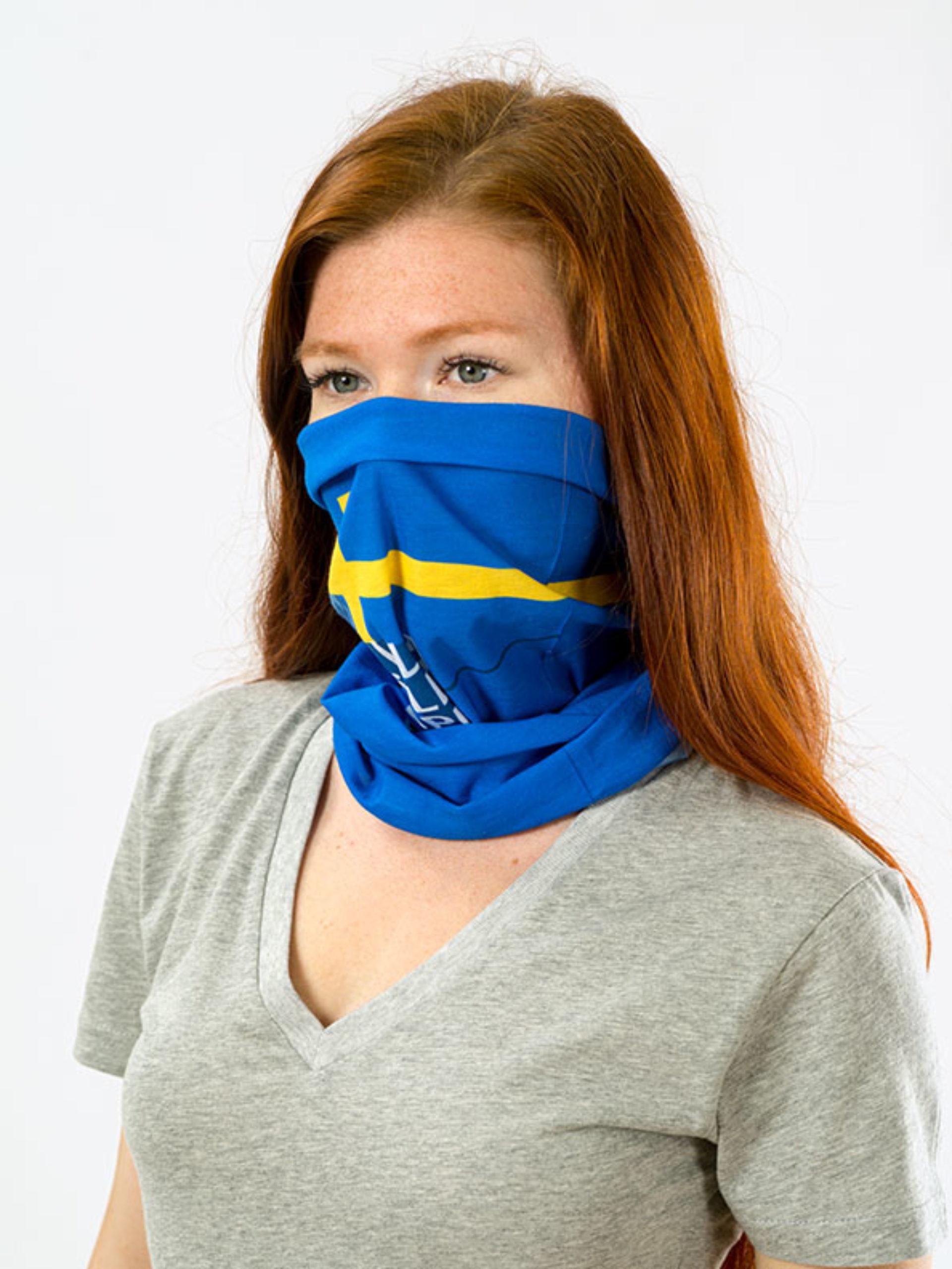 Necktube Werbeartikel Halstuch Mit Logo Bedrucken