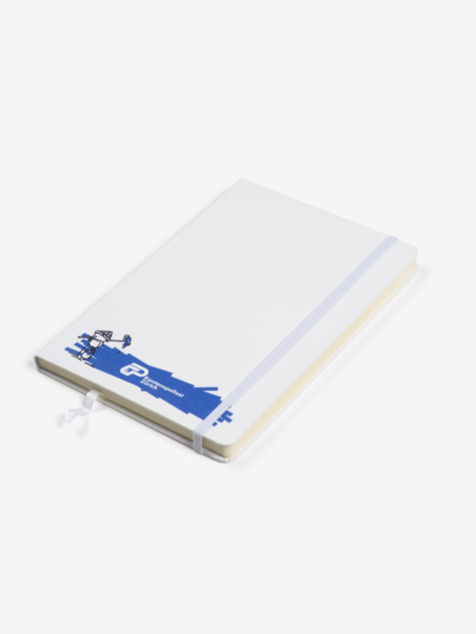 Notizbuch Notebook Bedrucken Schweiz