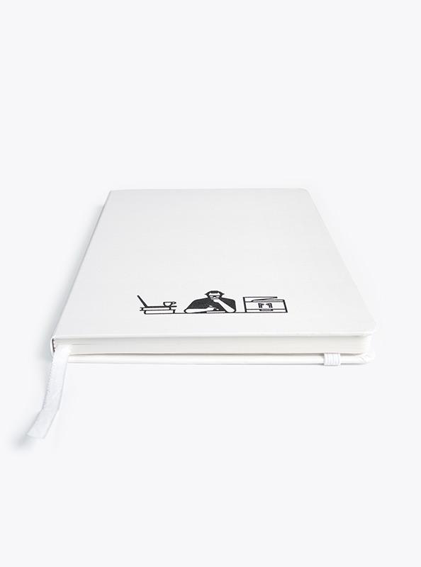 Notizbuch Notebook Bedrucken Zuerich