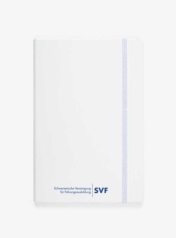 Notizbuch Notebook Budget Bedrucken Mit Logo Svf