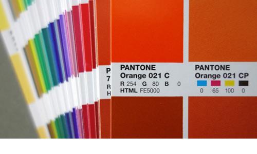 Pantone Referenz